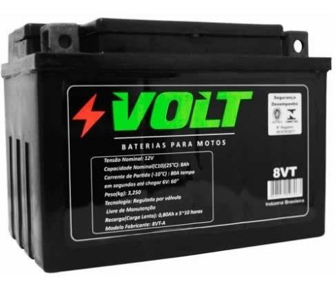 Bateria De Moto Dafra Next 250 Cod Yuasa Ytx9-bs Promoção .