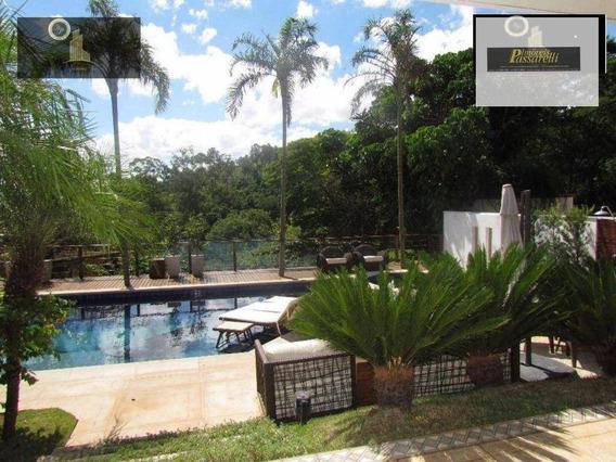 Casa Com 5 Dormitórios À Venda, 640 M² Por R$ 6.500.000 - São Joaquim - Vinhedo/sp - Ca2458