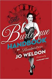 Livro The Burlesque Handbook Burlesco
