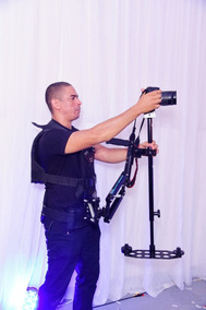 Estabilizador Steadycam Flyingcam Pro 5 - Completo!