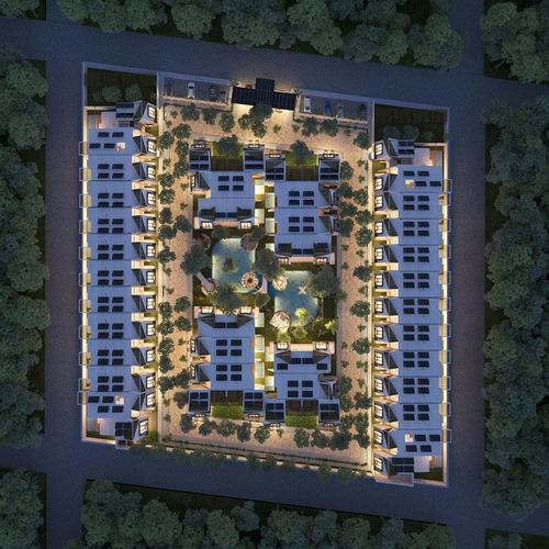 Imagen 1 de 12 de Casa En Venta En Tulum, Solemn Skyview Homes