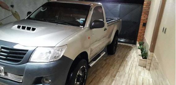 Toyota Hilux 2.5 Cd Dx Pack 120cv 4x2 2014