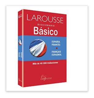 Larousse Diccionario Básico Francés - Español