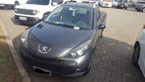 Peugeot Hoggar 2011 1.4 Xr Flex 2p