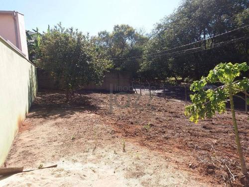 Imagem 1 de 4 de Terreno Residencial De Esquina À Venda, Residencial Burato, Campinas. - Te0481