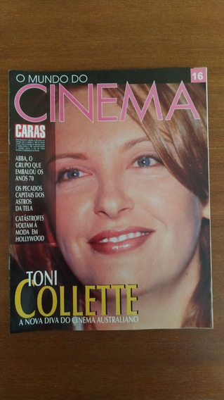 Revista O Mundo Do Cinema N° 16 Toni Collette Caras