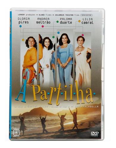 Dvd A Partilha Gloria Pires Andrea Beltrão Paloma Duarte
