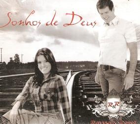 Cd Rayssa & Ravel - Sonhos De Deus - Pac - Novo Lacrado***