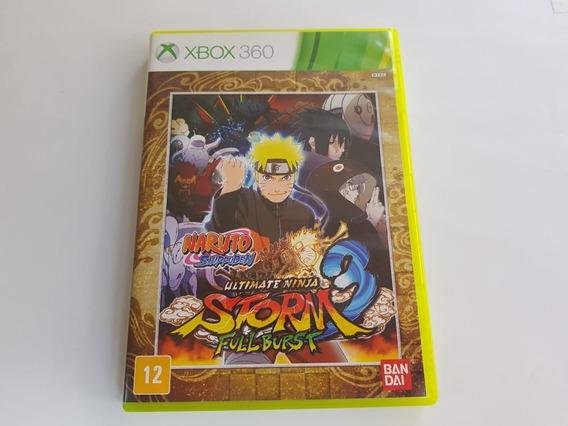 Jogo Naruto Ultimate Ninja Storm 3 Full Burst - Xbox 360