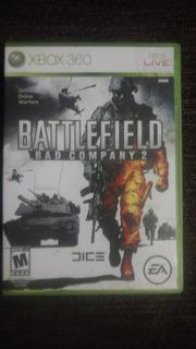 Battlefield Bad Company 2 Ntsc Xbox 360