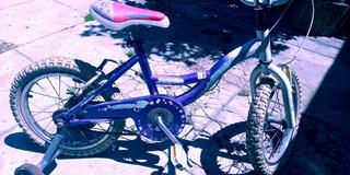 Bisicleta Niña Rodado 16 Bmx