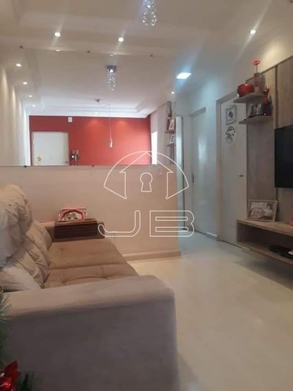 Apartamento À Venda Em Jardim Santa Terezinha (nova Veneza) - Ap002324