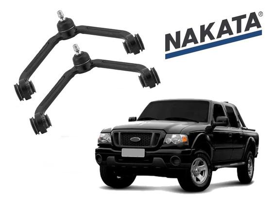 Par De Bandeja Superior Ford Ranger 97 A 11 Original Nakata