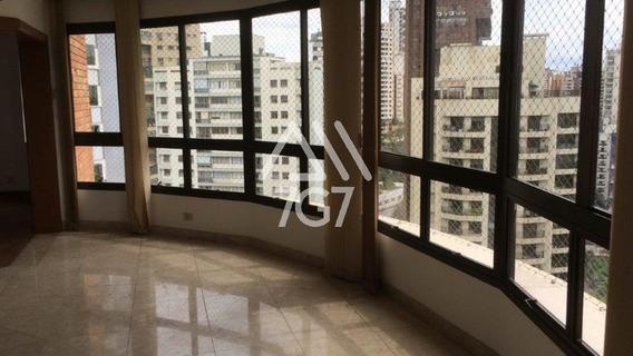 Apartamento Para Locação No Morumbi - Ap10091 - 34312746
