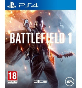 Battlefield 1 Bf1 Ps4 Midia Digital Original 1