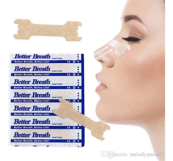 30 Parches Anti Ronquidos Respira Bien Descongestiona Eficaz