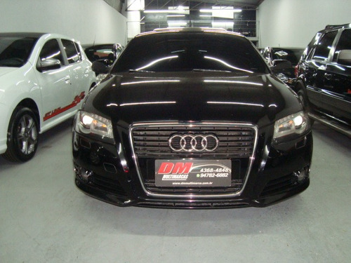 Audi A3 Sportback 2.0 Tfsi Attraction S Tronic 2012