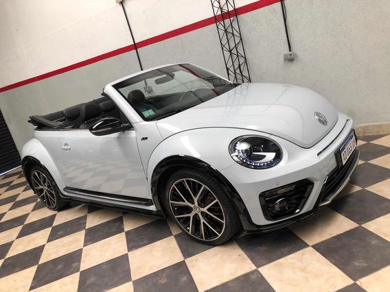 Beetle Cabrio 2018 Unico Llantas 19 7 Mil Km Permuto Al Dia