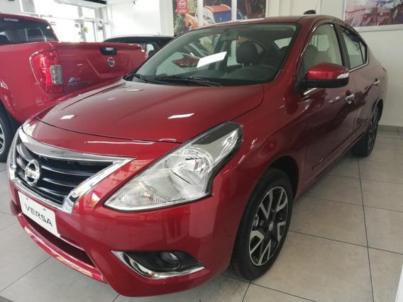 Nissan Versa 1.6 Exclusive. At 0km