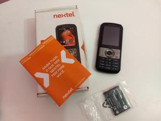 Celular Motorola I418 - Aparelho Novo Sem Uso (na Caixa)