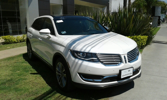 Lincoln Mkx 3.8 3.7 4x4 At
