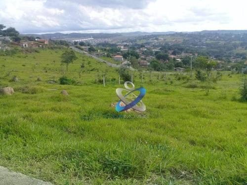 Imagem 1 de 5 de Terreno À Venda, 643 M² Por R$ 127.000 - Chácaras Pousada Do Vale - São José Dos Campos/sp - Te0565