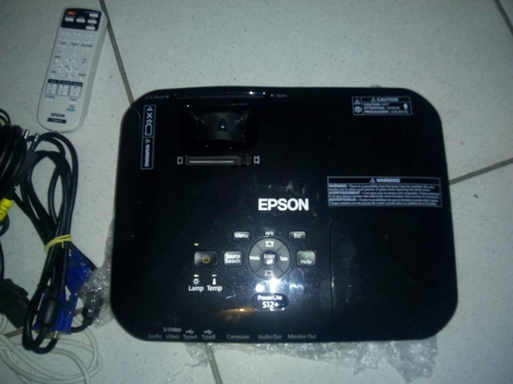 Projetor Epson S/tela