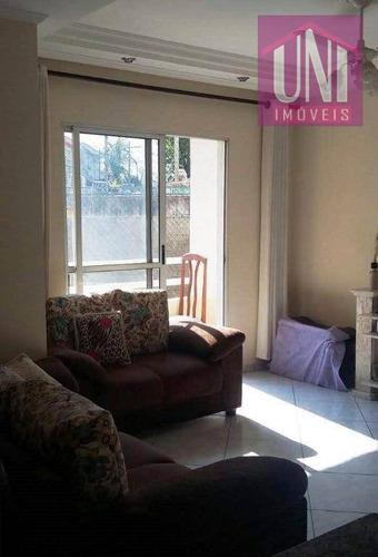 Imagem 1 de 27 de Apartamento Residencial À Venda, Vila Alto De Santo André, Santo André. - Ap1478