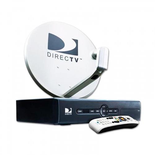 Antena Directv Prepago Kit 46cm Decodificador Control