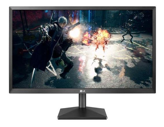 Monitor Lg 21,5 Ips 75hz 5ms Fhd Hdmi/dp Preto, 22mk400h-b