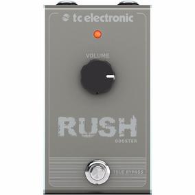 Pedal De Guitarra Tc Electronic Rush Booster