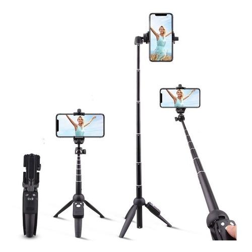 Bastão De Selfie E Tripe Para Celular Yunteng Yt-9928