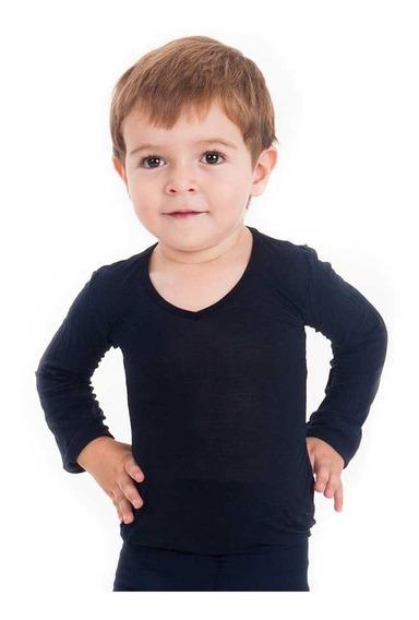 Conjunto Camiseta Pantalón Niño Niña Ropa Termica Interior