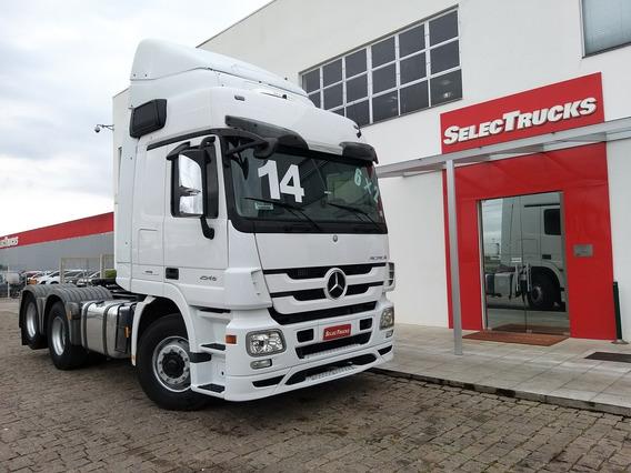 Mercedes-benz Actros 2546 = Actros 2546 - Selectrucks