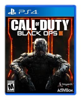 Call Of Duty Black Ops 3 Ps4 100% Original