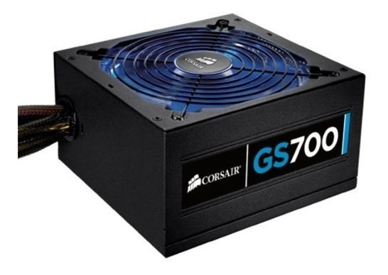 Fonte Atx Crosair Gs700 Gaming Séries 700w Real Seminova
