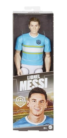 Lionel Messi Fc Elite Figura De Futbol Mattel