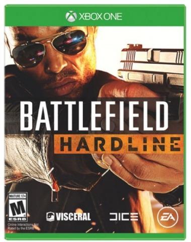 Battlefield Hardline Xbox One - Mídia Digital