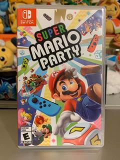 Set De 4 Juegos Para Nintendo Switch (mario, Kirby)