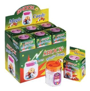 Pote De Caramelos Con Electricidad Chascos / Alberico Magic
