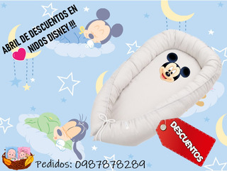 Disney Nidos De Bebes