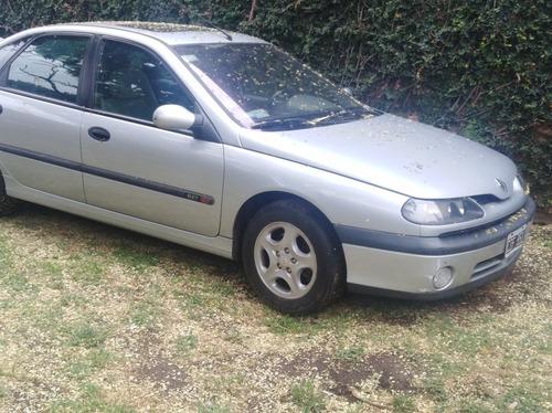 Renault Laguna Ii 3.0 V6 Rxt Full 1999  Excelente Como Nuevo