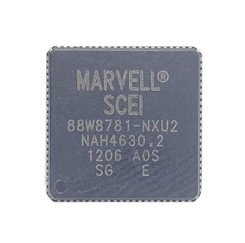 Chip Controlador Wifi /bt 88w8781-nxu2 88w8781 Ps3 Ultra
