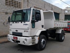Ford Cargo 1722 Ano 2010 Toco Caçamba/báscula! Extra! Novo!