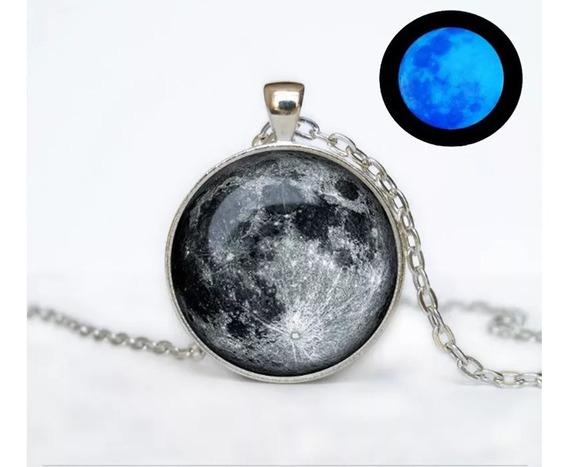 Collar De Luna Llena