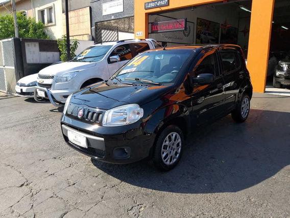 Fiat Uno Evo Vivace 1.0 8v Flex 4p 2014