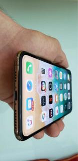 iPhone Xs Max 256gb Tela 6,5 Dourado Em Perfeito Estado Zero