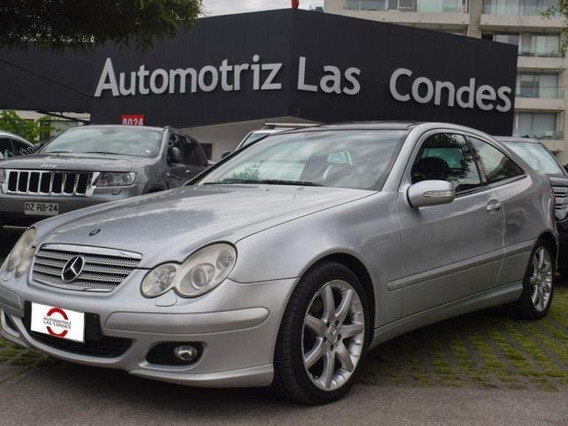 Mercedes Benz C 200 Sport Coupe 2008
