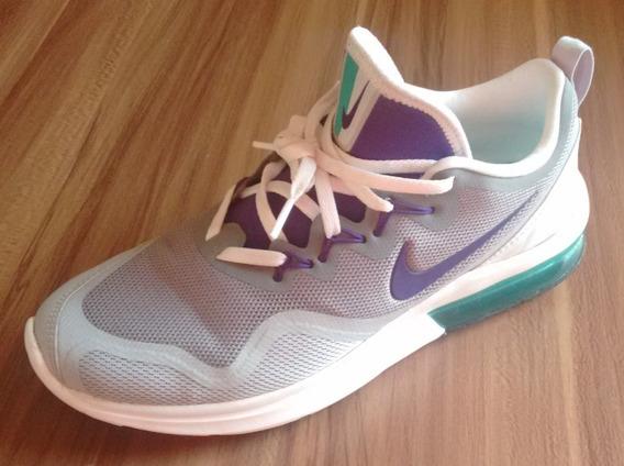Gomas Mujer Nike Air Max Fury Talla 39 Us 8.5 Usadas (35)