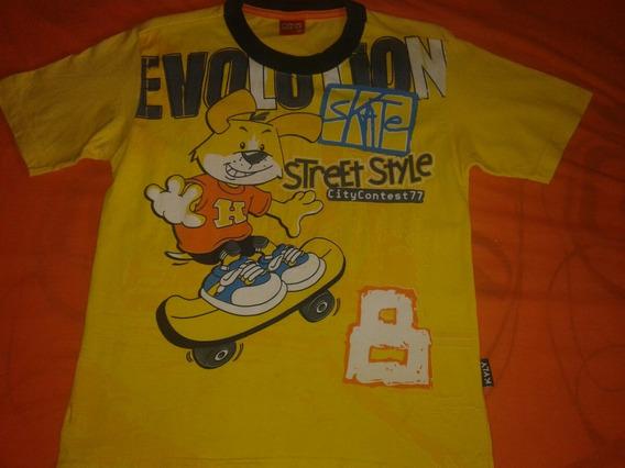 Camiseta Kyly Tam 6 Usada